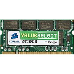 Corsair Value Select 512 MB DDR