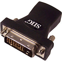 SIIG HDMIF to DVIM Adapter