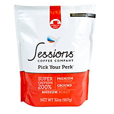 Sessions Coffee Colombian Medium Roast Coffee