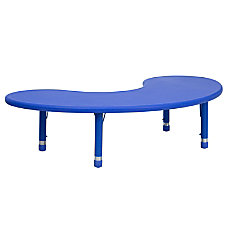 Flash Furniture Height Adjustable Plastic Activity