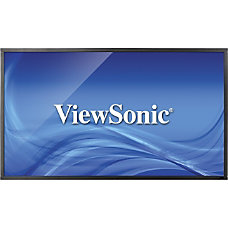 Viewsonic CDP4260 L Digital Signage Display
