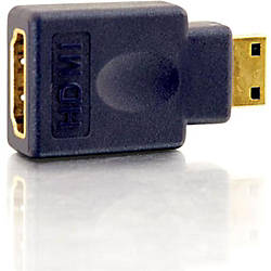 C2G Velocity HDMI Female to HDMI