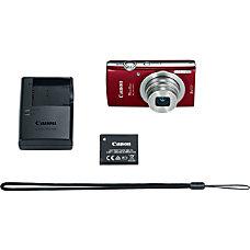 Canon PowerShot 180 20 Megapixel Compact