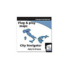 Garmin City Navigator NT Italy Greece