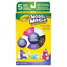 Model Magic Shimmer Modeling Material 5