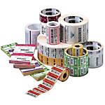 Zebra Label Paper 225 x 125in