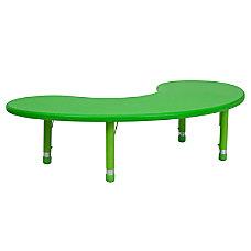 Flash Furniture Height Adjustable Plastic Activity