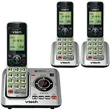 Vtech 3 handset Cordless CID ITAD