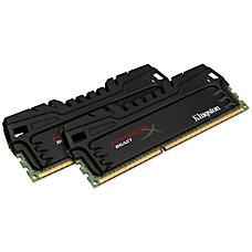 Kingston 8GB 1600MHz DDR3 CL9 DIMM