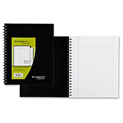 Mead Wirebound Legal Ruled Business Notebooks