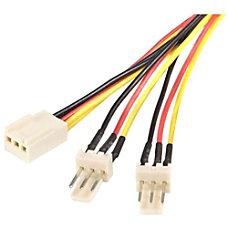 StarTechcom Splitter cable TX3 fan power