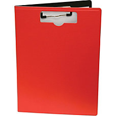 Mobile Ops Portfolio Clipboard Vertical RED