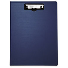 Mobile Ops Portfolio Clipboard Vertical BLUE