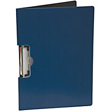 Mobile Ops Portfolio Clipboard Horizontalizontal BLUE