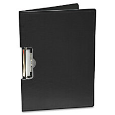 Mobile Ops Portfolio Clipboard Horizontalizontal BLACK
