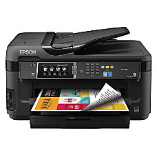 Epson WorkForce WF 7610 All In