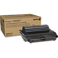 Xerox 106R01411 Black Toner Cartridge