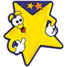 Scholastic Die Cut Note Pad Star