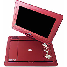 Azend MDP1008 Portable DVD Player 101