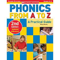 Scholastic Phonics A Z