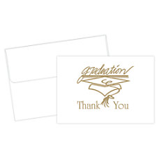 Great Papers Thank You Cards For