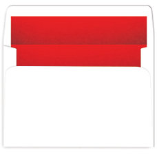 Great Papers Holiday Envelopes Red Foil
