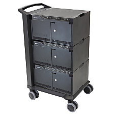 Ergotron Tablet Management Cart 48 with