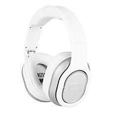 Altec Lansing Over Ear Headphones White