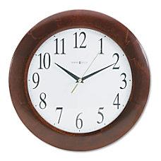 Howard Miller Corporate Wall Clock Analog