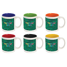 Full Color Ceramic Accent Mug 11