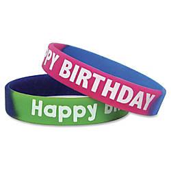 Teacher Created Resources Happy Birthday Wristbands