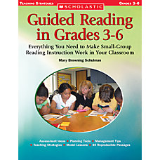 Scholastic Guided Reading Grades 3 6