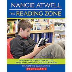 Scholastic The Reading Zone