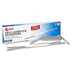 ACCO Premium Self Adhesive Fastener 2