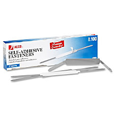 ACCO Premium Self Adhesive Fastener 28