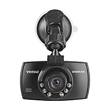 Vivitar DCM106 HD DashCam Digital Camcorder