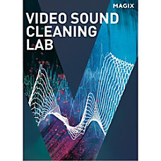 MAGIX Video Sound Cleaning Lab Download