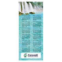 Waterfall Wall Calendar 8 12 x