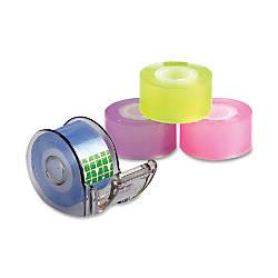 Baumgartens Mini Tape and Dispenser ASSORTED