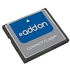 AddOn Cisco MEM3800 512CF Compatible 512MB