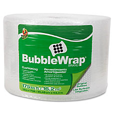 Duck Protective Packaging Bubble Wrap 12
