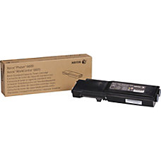 Xerox 106R02244 Black Toner Cartridge
