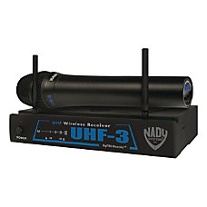 Nady UHF 3 DigiTRU Diversity Wireless