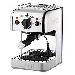 Dualit 3 In 1 Espresso Machine