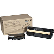 Xerox 106R02638 High Yield Black Toner