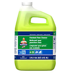 Mr Clean Floor Cleaner 1 Gallon