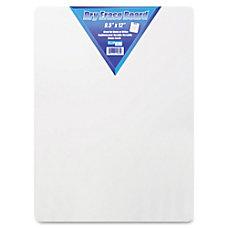 Flipside Unframed Mini Dry Erase Board
