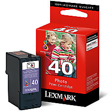 Lexmark 40 18Y0340 Photo Color Ink