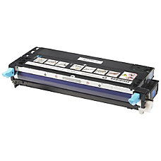 Dell XG726 Cyan Toner Cartridge