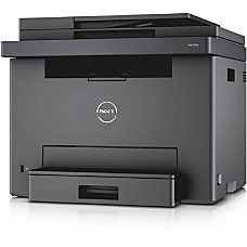Dell E525W Wireless Color Laser All